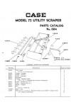 Case IH 72 Parts Catalog
