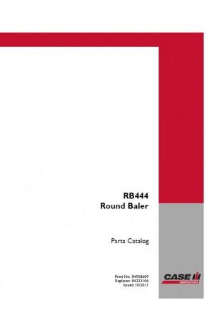 Case IH RB444 Parts Catalog