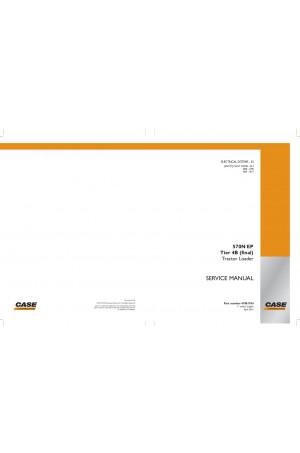 Case 570N Service Manual