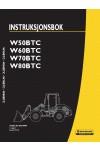 New Holland CE W50BTC, W60BTC, W70BTC, W80BTC Operator`s Manual