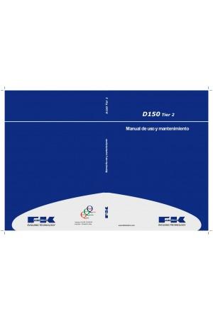 Kobelco D150, D150PS Operator`s Manual