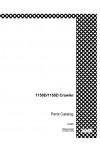 Case 1150D, 1155D Parts Catalog