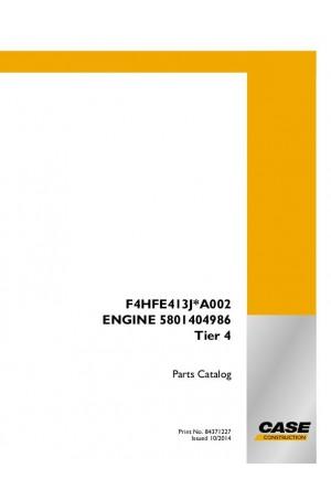 Case 521F Parts Catalog