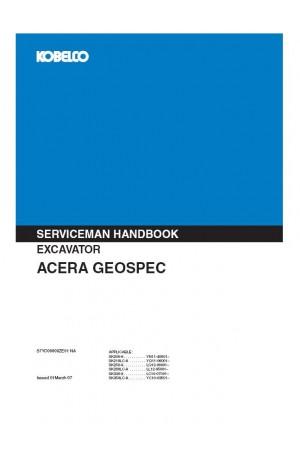 Kobelco SK200 Service Manual