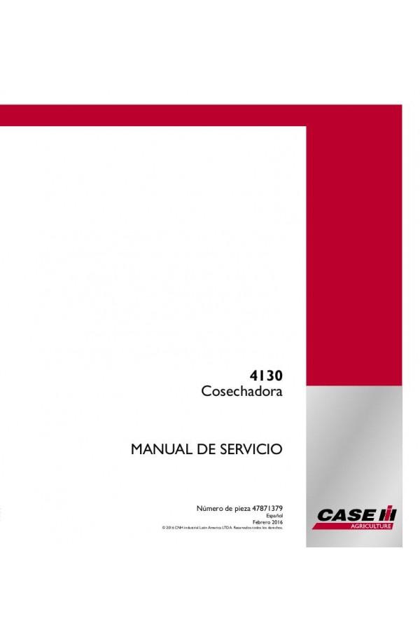 Case IH 4130 Service ManualHeavyManuals.com