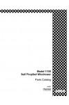 Case IH 1155 Parts Catalog