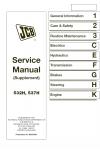 JCB 532-120H, 537-135H Service Manual