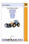 JCB 526, 526S, 528-70, 528S [Engine: JCB Tier 2(SA|SB)] Service Manual