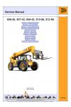 JCB 506-36, 507-42, 509-42, 510-56, 512-56 [Engine: JCB Tier 3 (SD|SF)] Service Manual