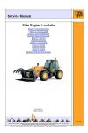 JCB 526-56, 531-70, 533-105, 535-95, 536-60, 536-70, 541-70 [Engine: JCB Tier 3 (SD|SE|SF)]  Service Manual