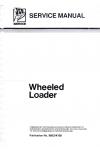 JCB Wheel Loaders 410, 412, 415, 420, 425, 430 Service Manual