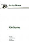 JCB 700 Series Articulated Dump Truckss  Service Manual