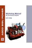 Agco Sisu Power Agco Sisu Power Tier 4 interim engines 8370 79492 Service Manual