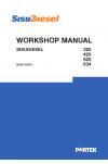 Partek Sisu Diesel 320 420 620 634 (8366 40634) Service Manual