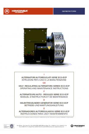 Himoinsa Himoinsa Generator Service Manual