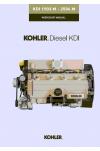 Kohler KDI 1903 M - 2504 M Service Manual