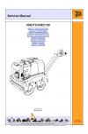 JCB VMD70/100 Service Manual