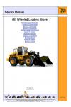 JCB 467 Service Manual