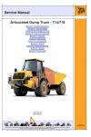 JCB 714/718 Tier 3 Service Manual