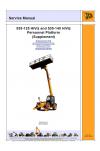 JCB 535-125 HiViz, 535-140 HiViz Service Manual