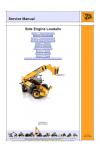 JCB 526-56, 531-70, 533-105, 535-95, 536-60, 536-70, 541-70, 550-80 [Engine: JCB Tier 4 (SH)]  Service Manual