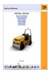 JCB VMT380, VMT430 Service Manual
