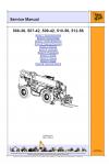 JCB 506-36, 507-42, 509-42, 510-56, 512-56, 514-56 [Engine: JCB Tier 4i (SH|SL)] Service Manual