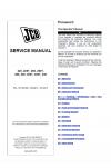 JCB 225, 225T, 260, 260T, 280, 300, 300T, 320T, 330 Service Manual