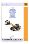 JCB TM320 JCB Tier 4i Service Manual