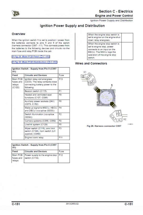 JCB JS Auto Range - Wheeled Excavators - Tier 4 Engine