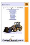JCB 406, 407, 409 Service Manual
