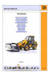 JCB TM180/220 Service Manual