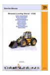 JCB 418S Service Manual