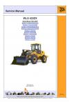 JCB WLS 422ZX Service Manual