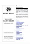 JCB 531-70, 533-105, 535-95, 536-6, 536-70, 541-70, 550-80, 560-80 Service Manual