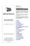 JCB 535-125, 535-140, 540-140, 540-170, 550-140, 550-170 Service Manual