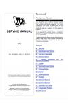 JCB 3CX Service Manual