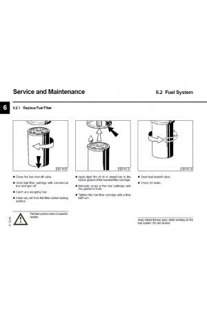 Deutz Deutz Excavators LHB 2012 Operator's and Maintenance Manual