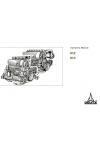 Deutz Excavators LHB 912, 913 Operator's and Maintenance Manual