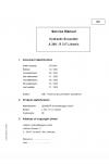 Liebherr A934C/R934C Hydraulic Ecavator Tier 3 Stage III-A Service Manual