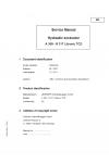 Liebherr LH80M, LH80C Tier 4i Stage III-B Service Manual