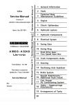 Liebherr R934C-R944C-R954C Hydraulic Excavator Tier 3 Stage III-A Service Manual
