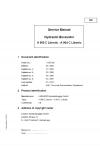 Liebherr R934C-R944C Hydraulic Excavator Tier 3 Stage III-A Service Manual