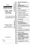 Liebherr Hydraulic Excavators with Diesel Engines, Hydraulic Excavators with Electric Motors Service Manual