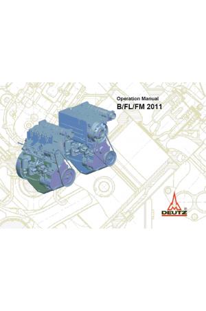 Deutz Deutz Excavators LHB BFL 2011 Operator's and Maintenance Manual