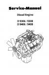 Liebherr D9306-3408 Diesel Engines Service Manual