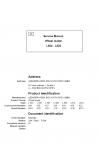 Liebherr L504-L522 Tier 1 Stage I Service Manual