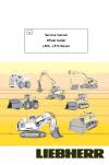 Liebherr L507S, L509S, L514 Stereo Tier 2 Stage II Service Manual