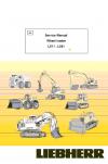 Liebherr L511-L541 Tier 1 Stage I Service Manual