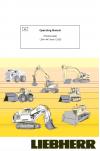 Liebherr Liebherr L544 Wheel Loader Tier 2 Stage II Operator's and Maintenance Manual